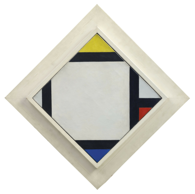 2017 02 21 Lot 3 Van Doesburg Contra Composition Vii
