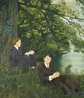 Gilbert and George_ With us in the nature