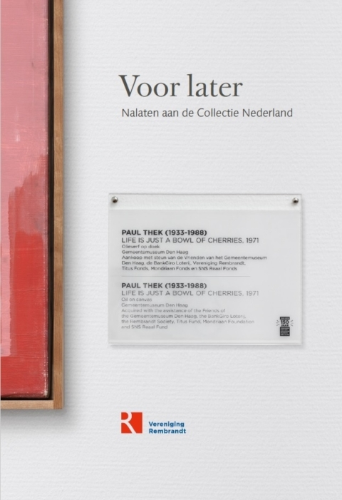 Voor Later Cover