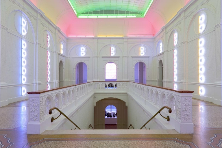 Flavin Untitled